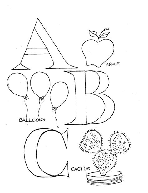abc coloring pages coloring pages to print