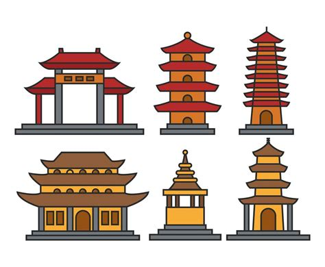 japanese pagoda vector and black graphic white japanese pagoda pictures to pin on