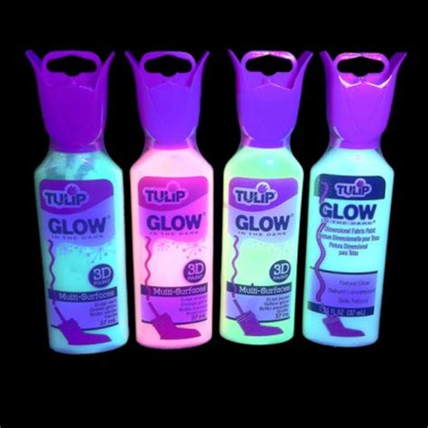 Where Can I Buy Upholstery Paint by Tulip Glow In The Fabric Paint