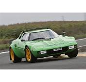Lancia Stratos Replica Is The Lister Bell STR Kitcar