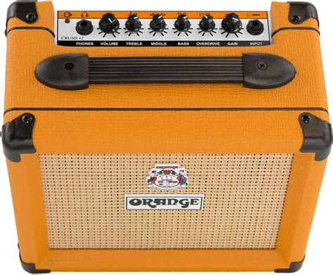 Orange Guitar Lifier Crush 12 orange crush 12 keymusic