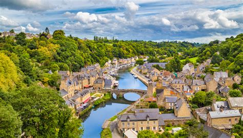prettiest towns in america beautiful towns and villages in brittany official