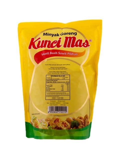 Minyak Goreng Non Kolesterol kunci minyak goreng pch 2000ml klikindomaret