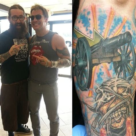 scott steiner tattoo photo chris jericho gets new ink pwmania