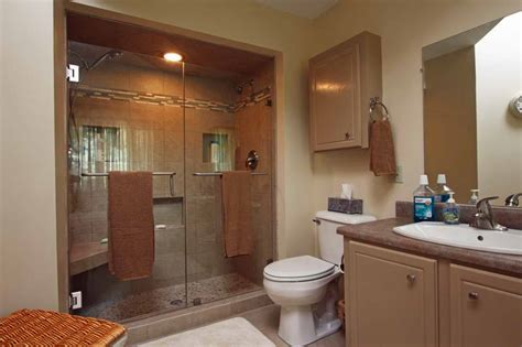 remodeled bathrooms ideas bathroom remodeled master bathrooms ideas with towel