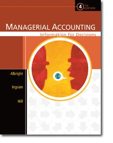 management accounting for decision 1292072431 albright choose your book page