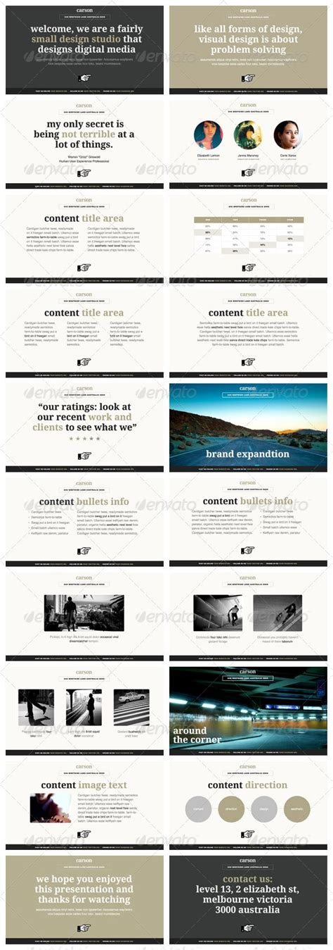 keynote brochure template 124 best images about keynote themes templates on
