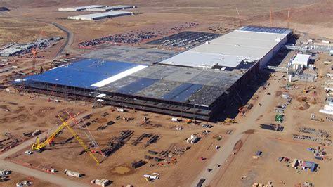 Tesla Giga Factory Tesla Gigafactory θα κατασκευάζει και το ηλεκτρικό μοτέρ