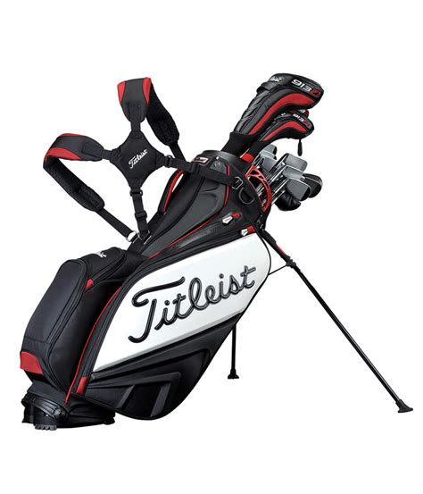 Golf Standbag Golf Pgf titleist staff tour stand bag 2016 golfonline