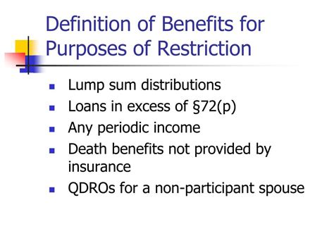 supplement insurance definition ppt benefit restrictions including top 25 paid