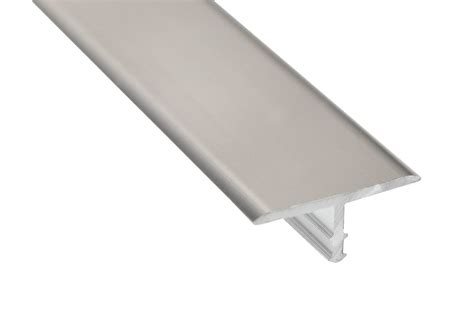 1 inch half ceramic moulding alexandria moulding metal angle satin clear 1 in x 1 in