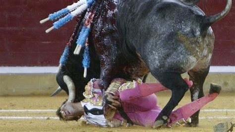 imagenes medicas impresionantes impresionante cogida a un torero taringa