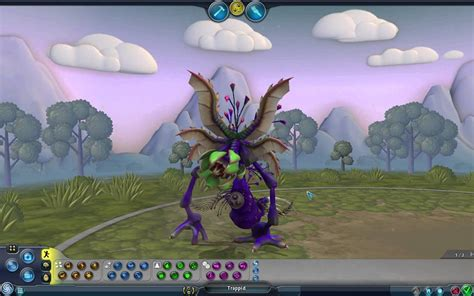 best spore creations spore creations the trappid deadly plant