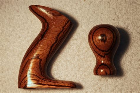 Zebrawood Tote Amp Knob Sets For Stanley No 4 By Mcjibbin