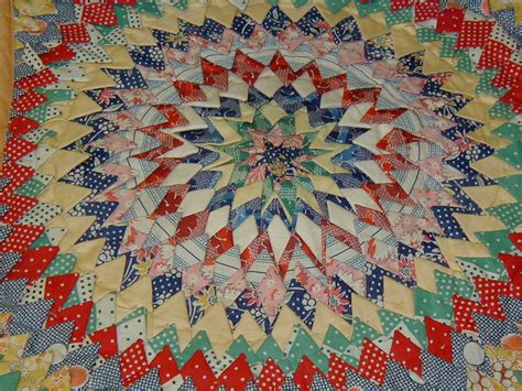 Pinecone Quilt by Scraps And Threadtales Cookie Marathon