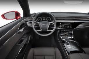 Audi A8 Interior 2018 Audi A8 Interior Autobics