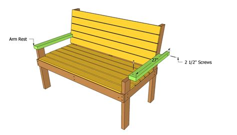 park bench plans park bench plans free outdoor plans diy shed wooden