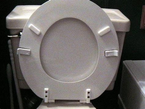 position   toilet seat
