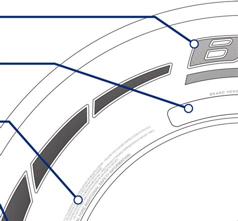 tire diagram tire diagram sidewall images
