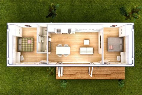Shipping Container Floor Plans Best Home Interior And 40