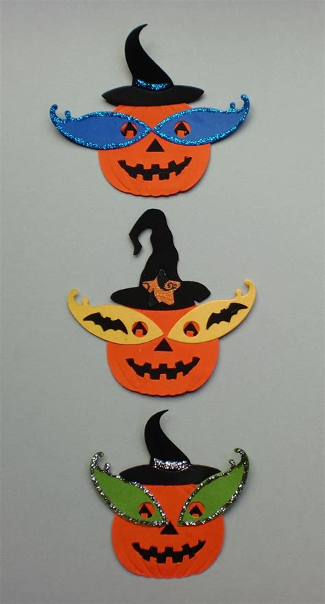 witchy pumpkins think crafts by createforless