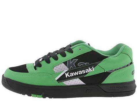 Kawasaki Shoes by Kawasaki Shoes Get Them In Green Or Black Zx12r Zone