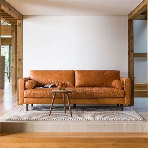 article timber sofa review tan sven charme sofa for the home pinterest living