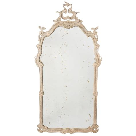 country wall mirrors aimee country bleached wood antiqued wall mirror
