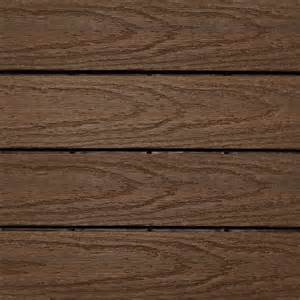 composite deck tiles newtechwood ultrashield naturale 1 ft x 1 ft deck