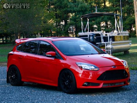 Ford Racing Parts by 2013 Ford Focus Sparco Assetto Gara Ford Racing