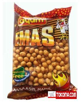 Kacang Ayam Gul Gul Khas Makassar 1 kacang telor cap ayam makassar asli
