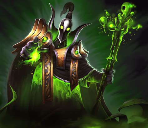 Rubick Dota 2 Tutorial | rubick by yy6242 on deviantart