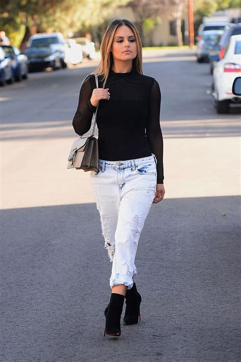 Beverly Tosca pia toscano out in beverly celebzz