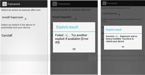 how to use framaroot apk how to one click root your android phone or tablet