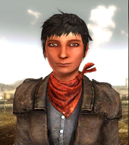 tandi, first lady of the wasteland! image fallout: tame