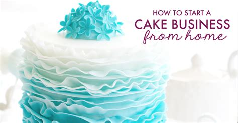 how to start a cake decorating business from home how to start a cake decorating supply business