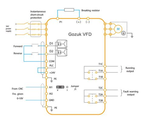 vfd starter wiring diagram lighting wiring diagram