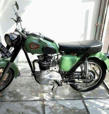 Jual Bsa M20 Orsl 500cc dijual motor udug bsa c15 yogyakarta lapak mobil dan