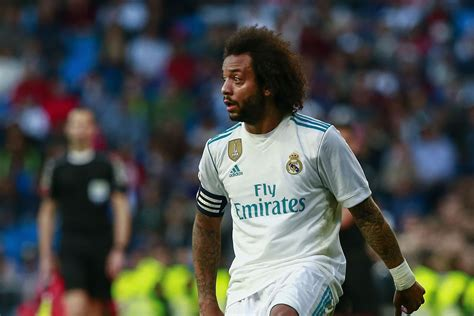 Marcelo White marcelo says his injury feels like just a knock managing madrid