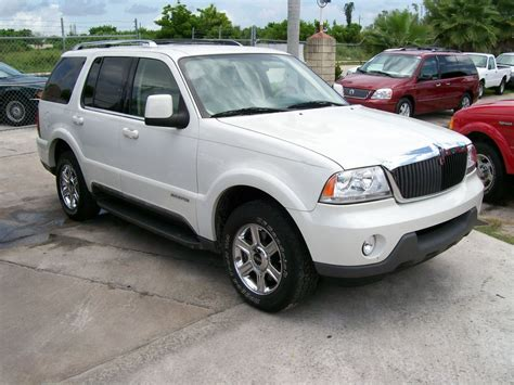 2004 lincoln aviator manual picture of 2004 lincoln aviator 4 dr std awd suv exterior