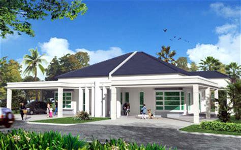single storey semi detached house floor plan greenville phase 4 house 1 1 2 storey semi detached