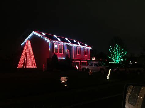 florence christmas lights display cincinnati christmas