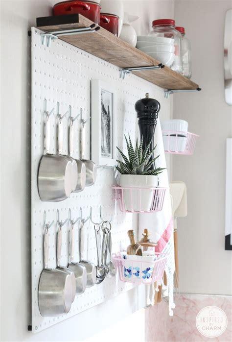 diy kitchen storage diy pegboard kitchen storage kitchen things pinterest