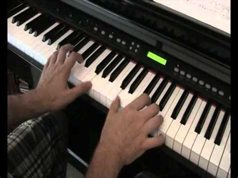 Tutorial Piano Rem | nightswimming by rem piano heist chord tutorial youtube