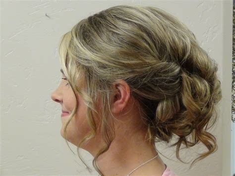 boy getting a prom hairstyle girls updo prom hairstyle boys and girls hairstyles