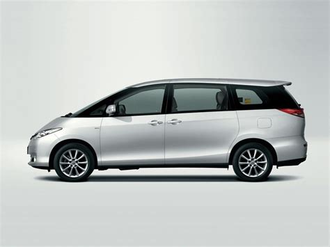 toyota estima toyota previa technical specifications and fuel economy