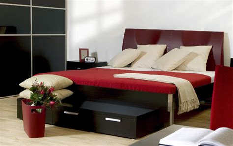 red and black bedroom decor black and red bedroom design ideas modern diy art designs