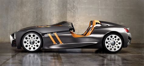 bmw concept car concept flashback 2011 bmw 328 hommage is retro themed