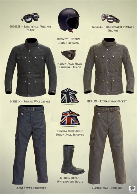 motorcycle helmets and jackets best 25 triumph motorcycle clothing ideas on pinterest