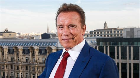 arnold schwarzenegger arnold schwarzenegger tells quot there are not two sides